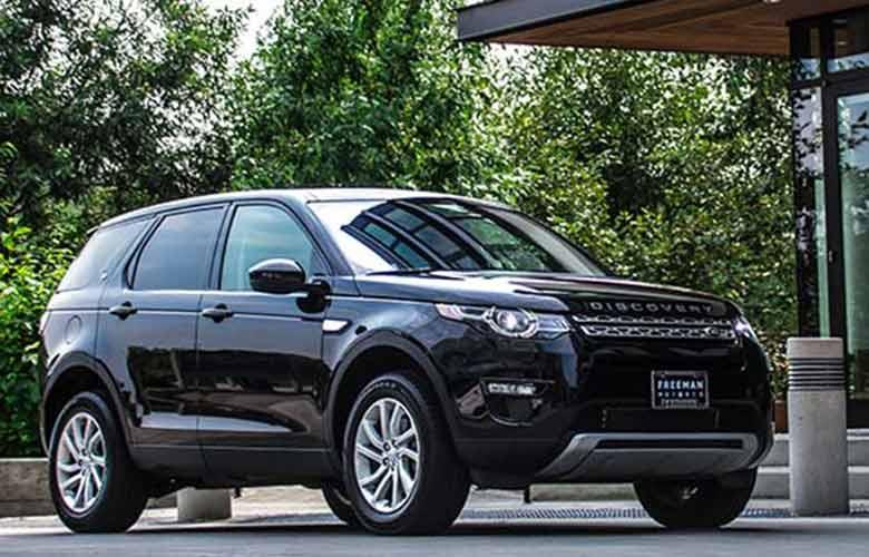 Enter to win a 2017 Land Rover Discovery Sport