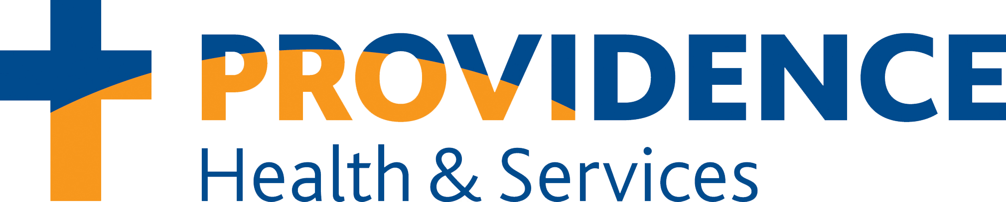 Logo and text for Providence Health & Services