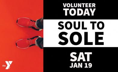 Volunteer at our annual Soul to Sole Event