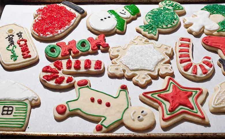 Get in the festive spirit and decorate some cookies with us